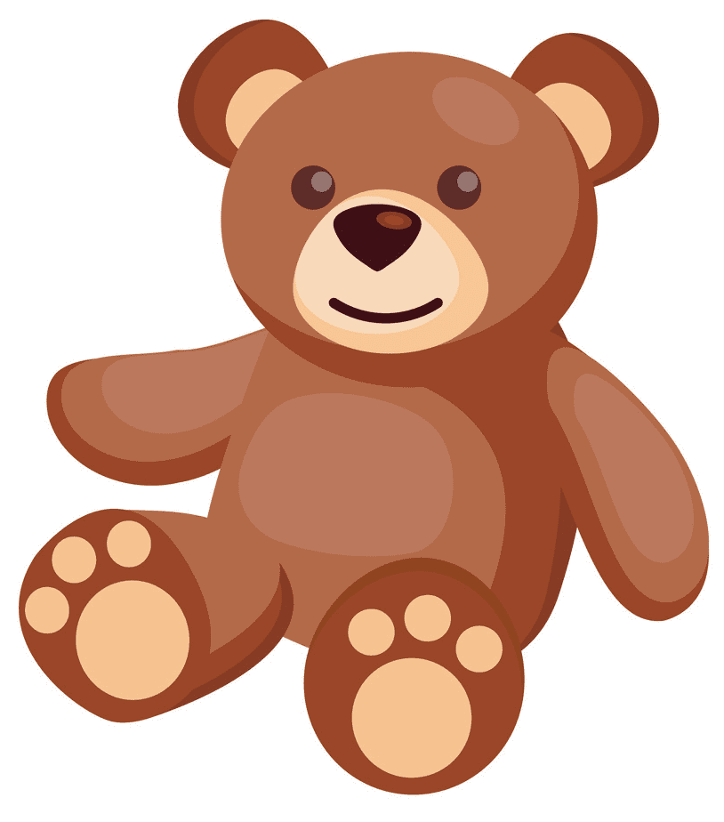 Teddy Bear clipart free images