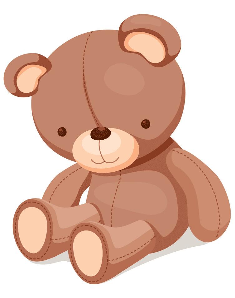 Teddy Bear clipart free