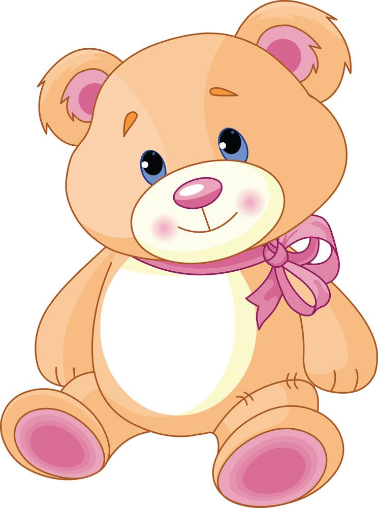 Teddy Bear clipart image