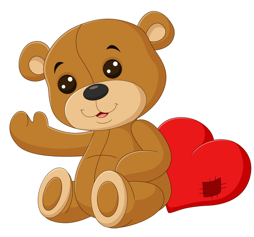 Teddy Bear clipart picture