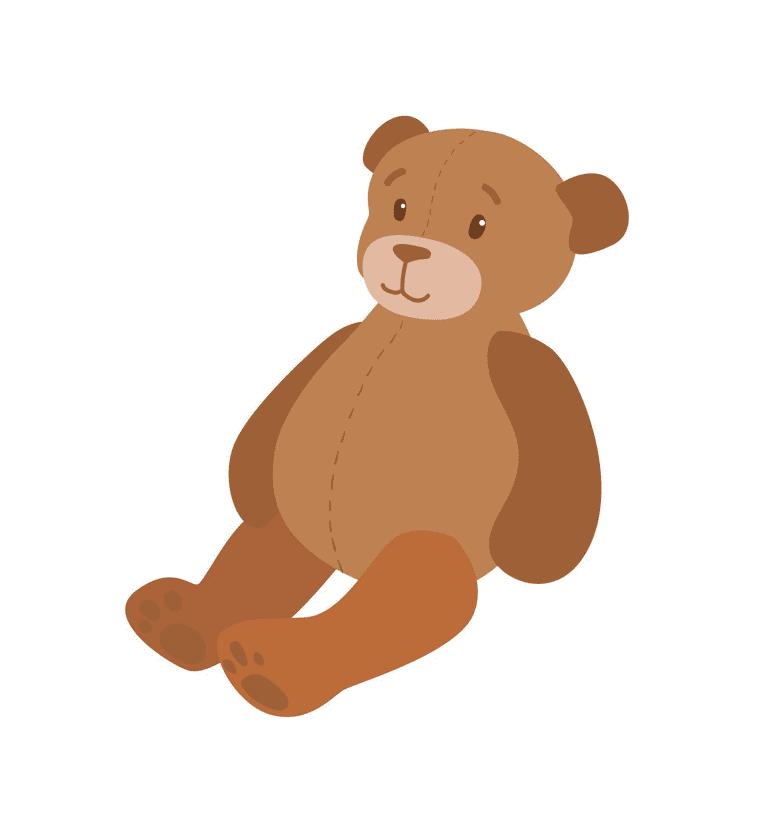 Teddy Bear clipart png 1