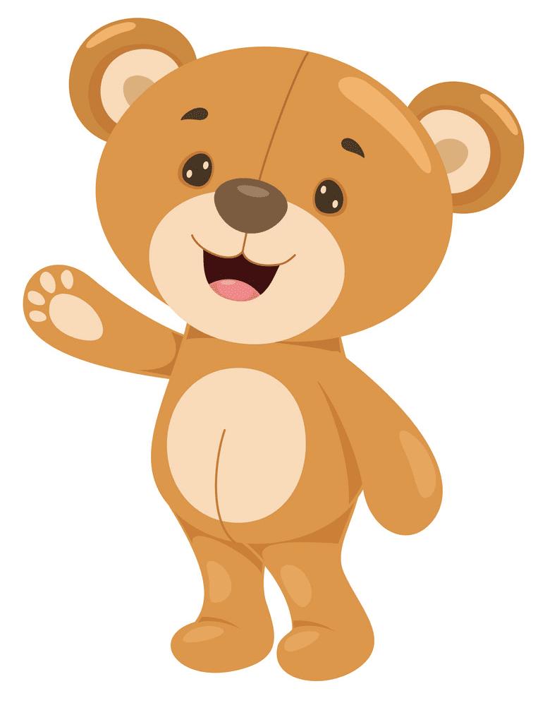 Teddy Bear clipart png 10