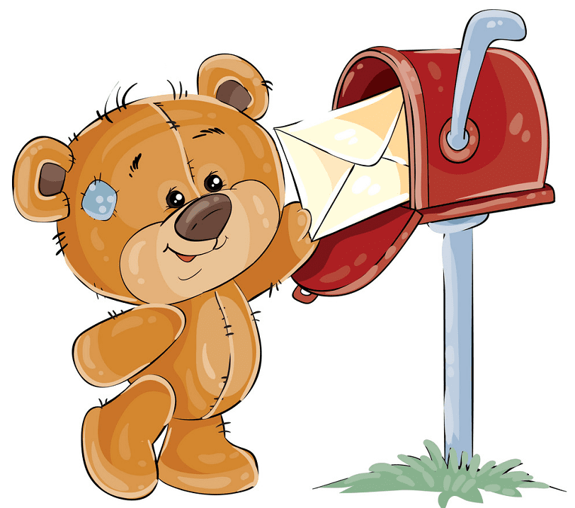 Teddy Bear clipart png 3