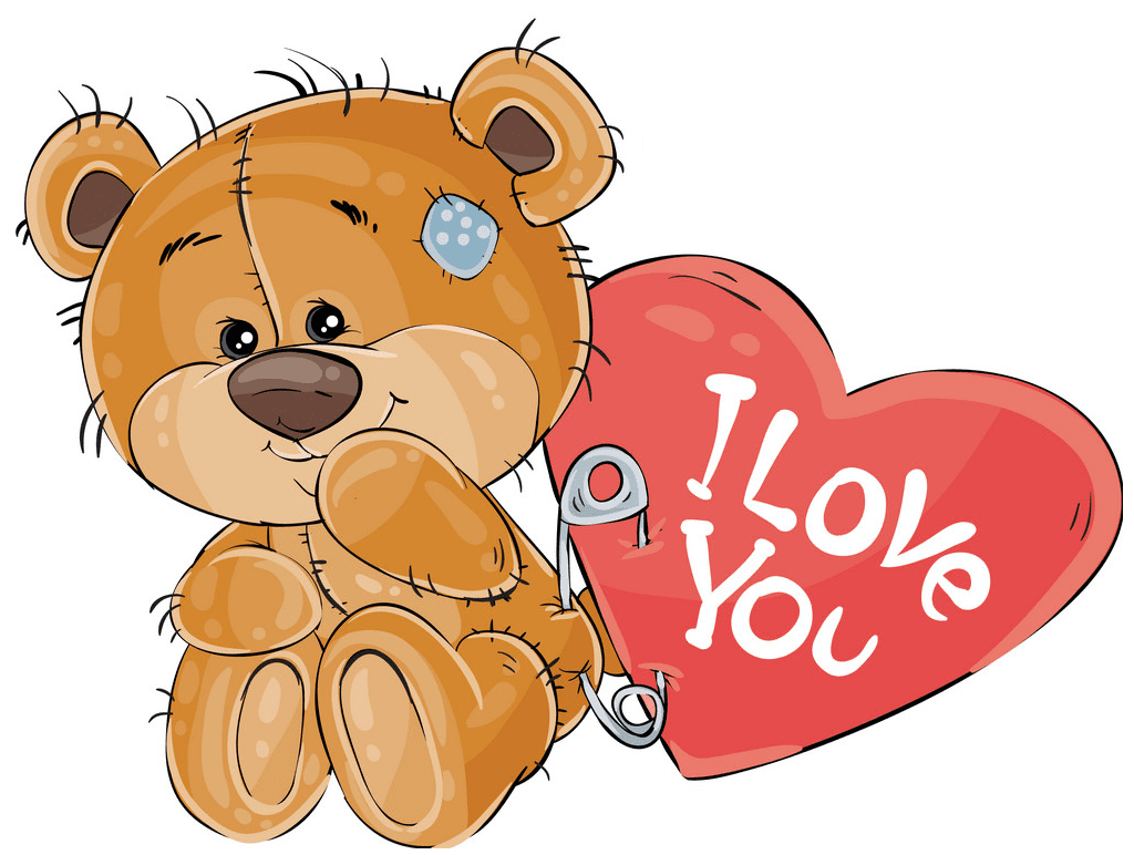 Teddy Bear clipart png 4