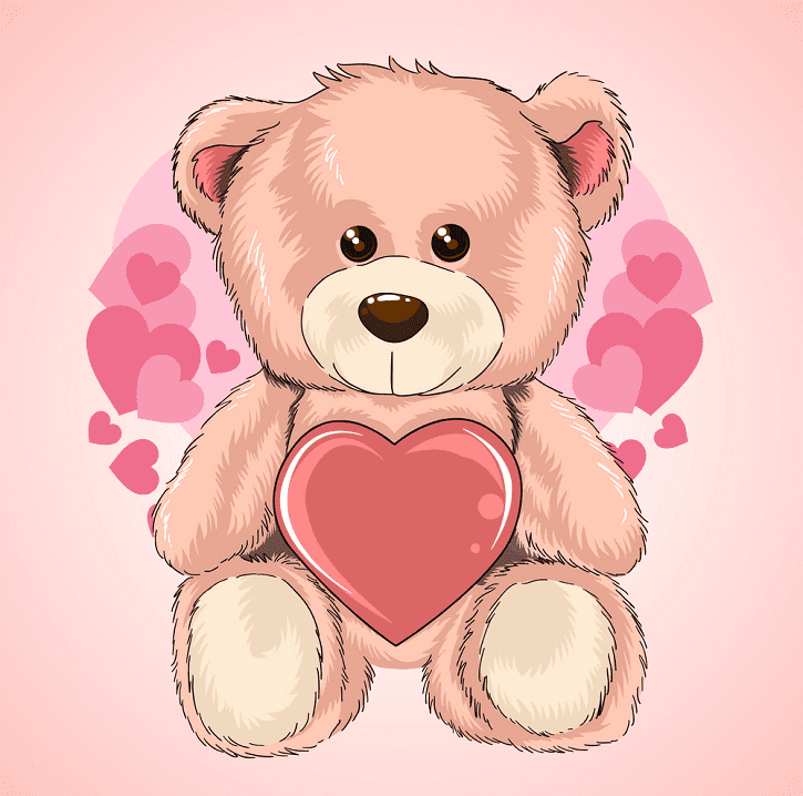 Teddy Bear clipart png 6