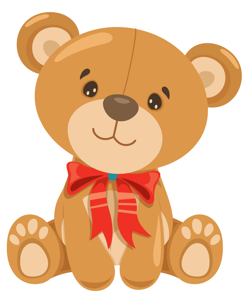 Teddy Bear clipart png image