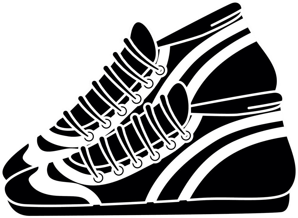 Tennis Shoes clipart png images