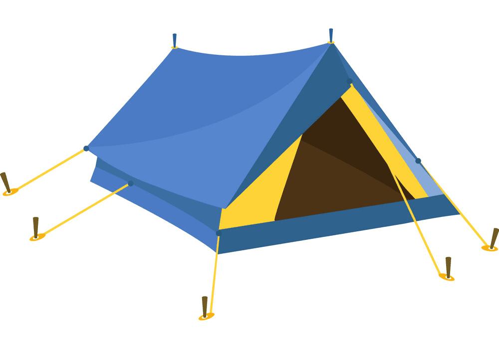 Tent clipart download