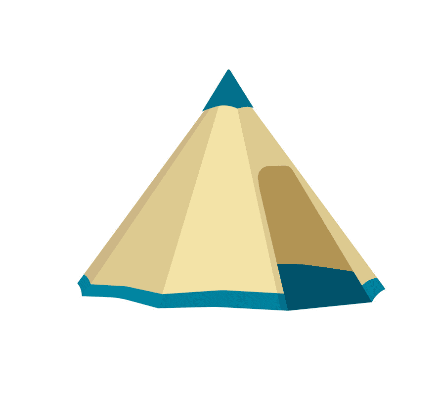 Tent clipart free image