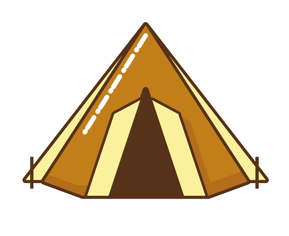 Tent clipart images