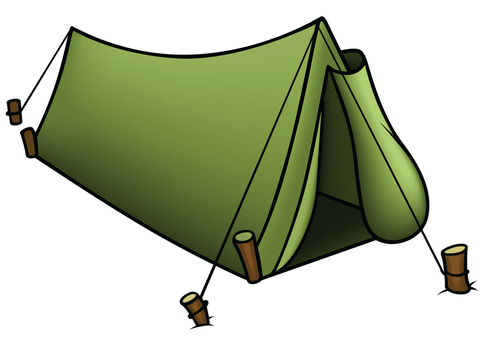 Tent clipart picture