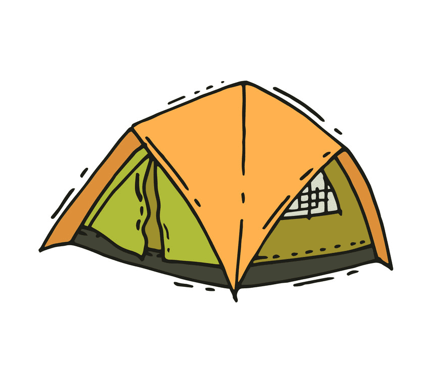 Tent clipart png free