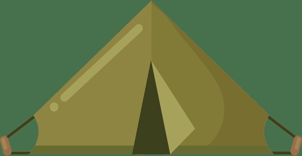 Tent clipart transparent 10