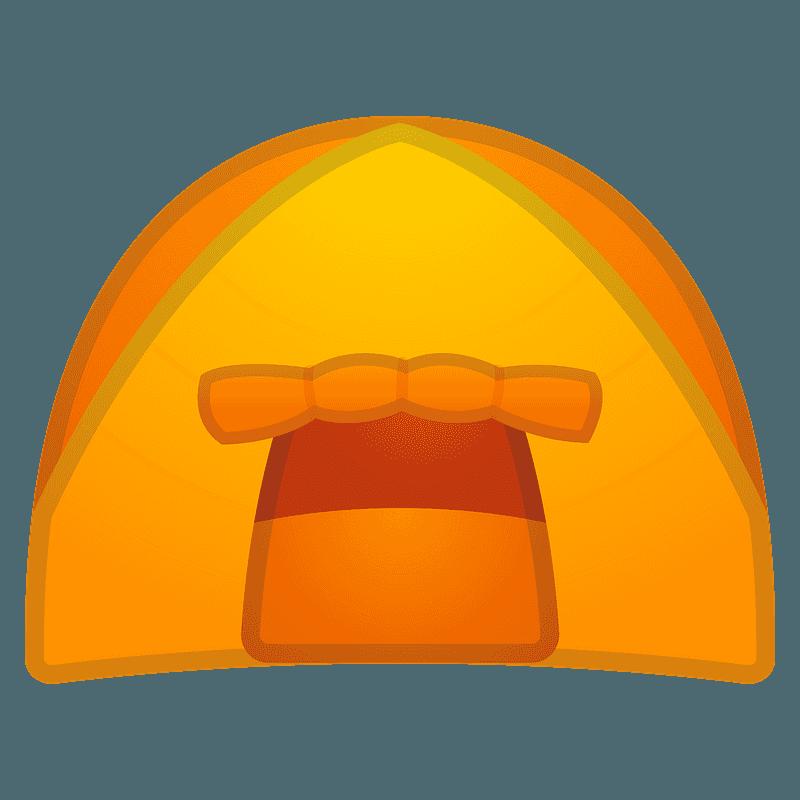 Tent clipart transparent 2