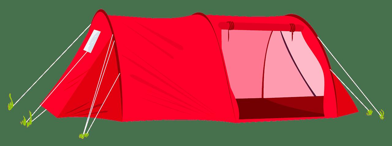 Tent clipart transparent 5