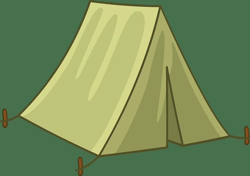 Tent clipart transparent 7