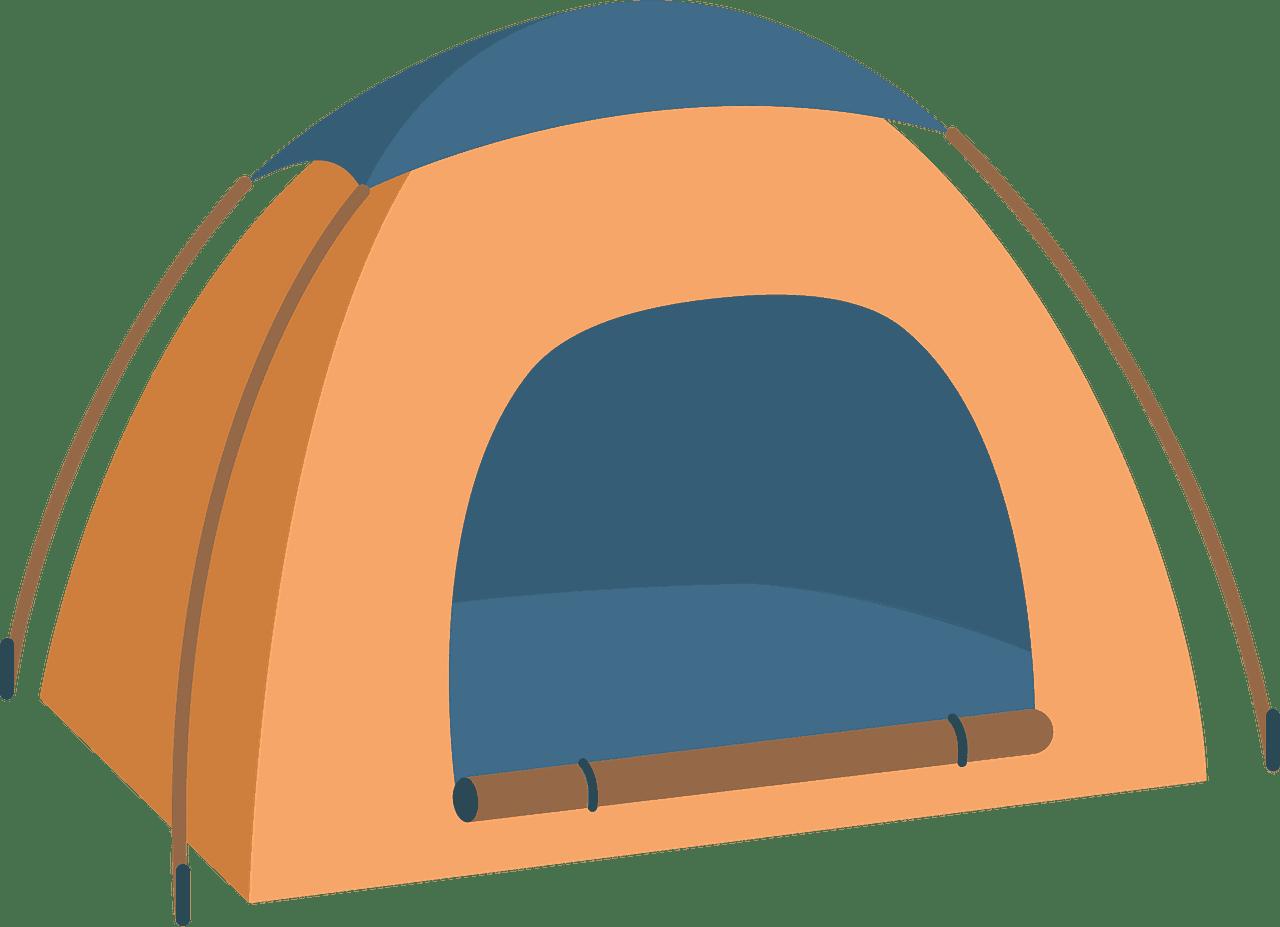 Tent clipart transparent 9