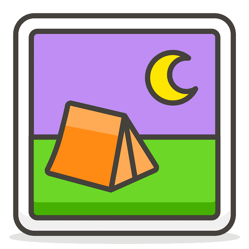 Tent clipart transparent free images