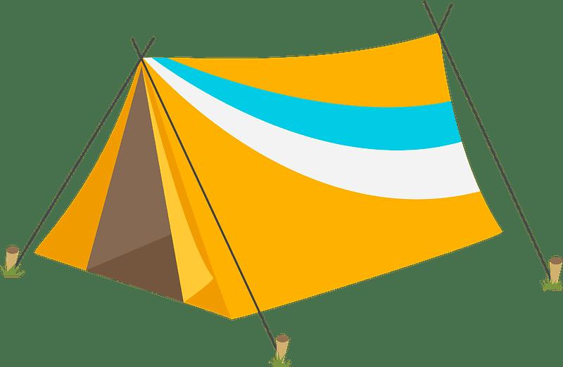 Tent clipart transparent image