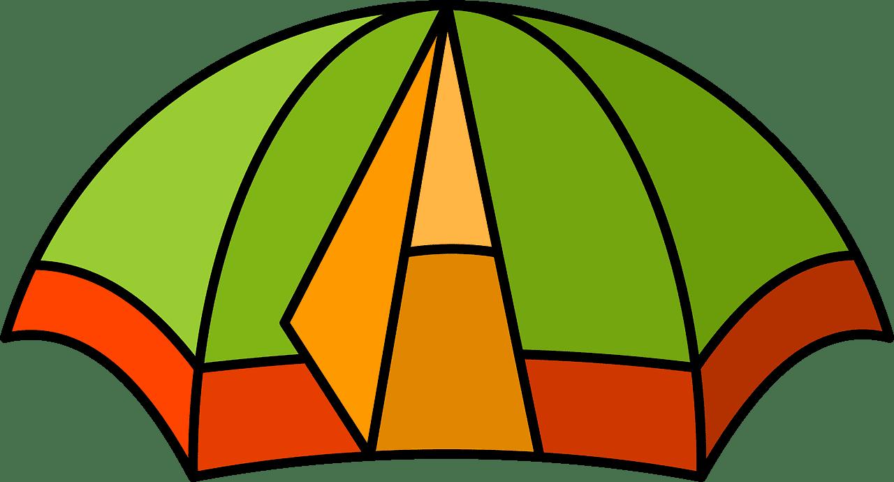 Tent clipart transparent images