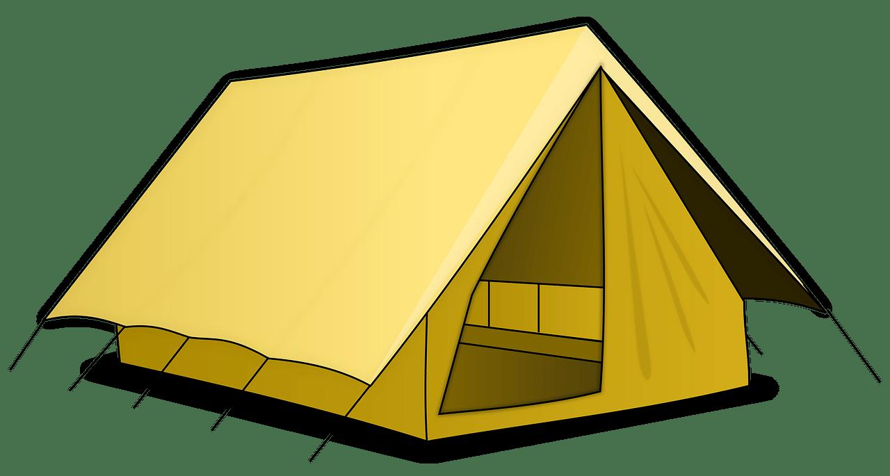 Tent clipart transparent png