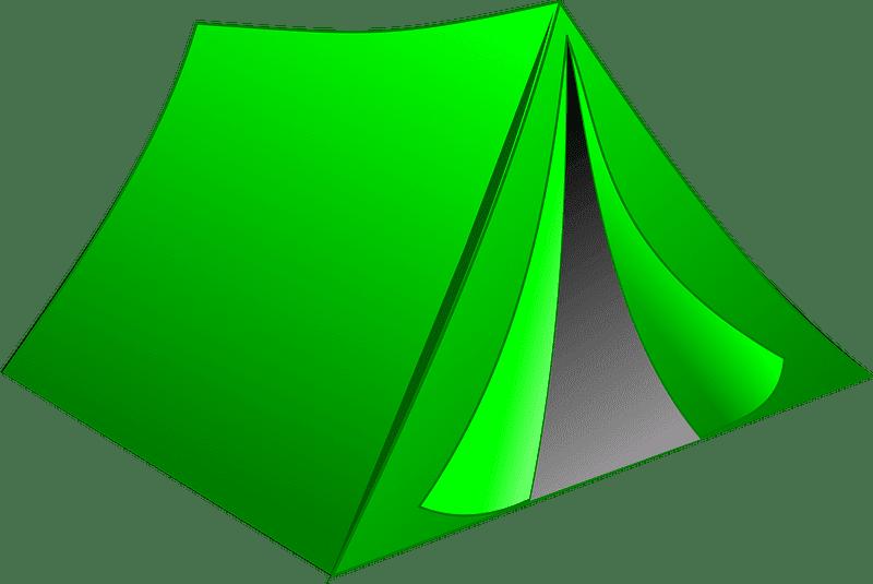 Tent clipart transparent