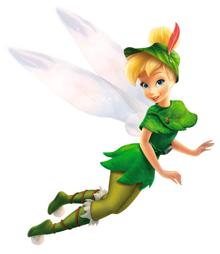 Tinkerbell clipart images 5