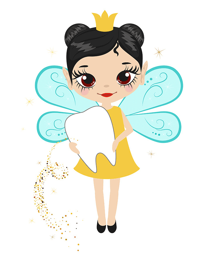 Tooth Fairy clipart 1