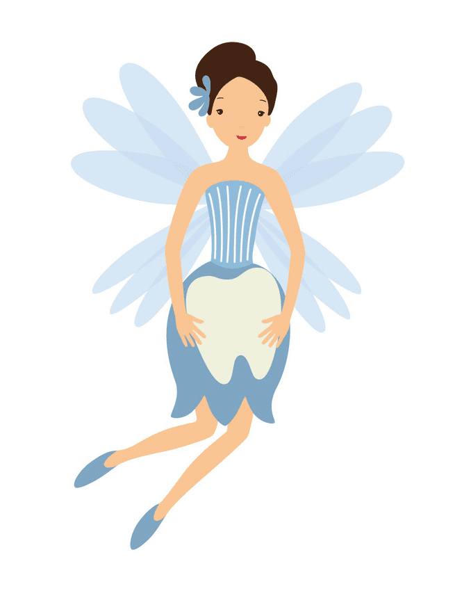 Tooth Fairy clipart 2