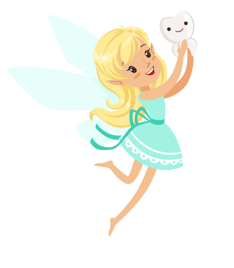 Tooth Fairy clipart download