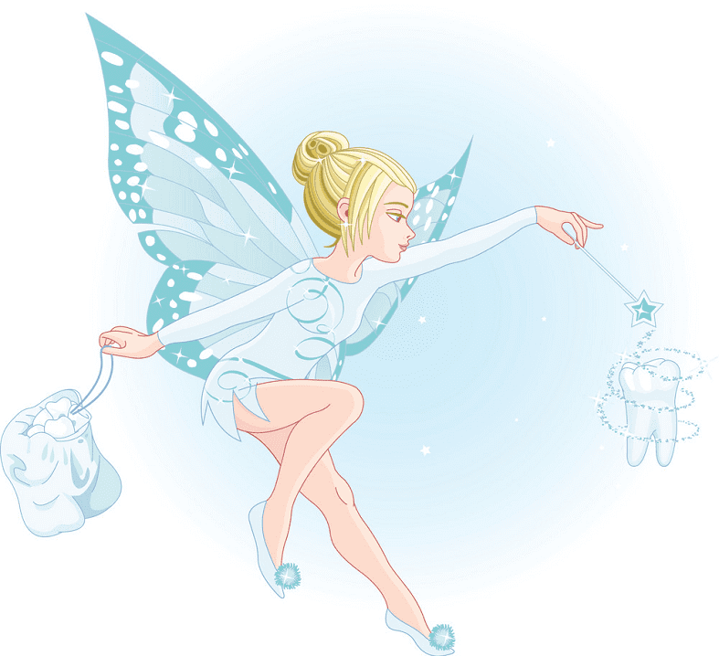 Tooth Fairy clipart free image