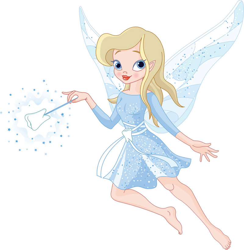 Tooth Fairy clipart free