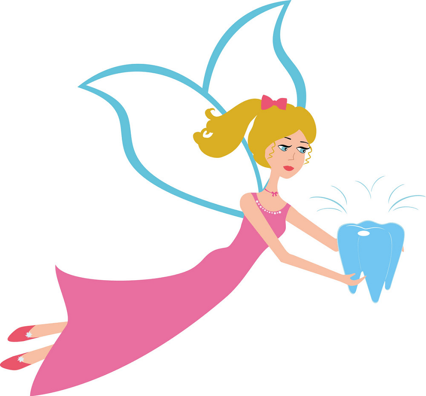 Tooth Fairy clipart image