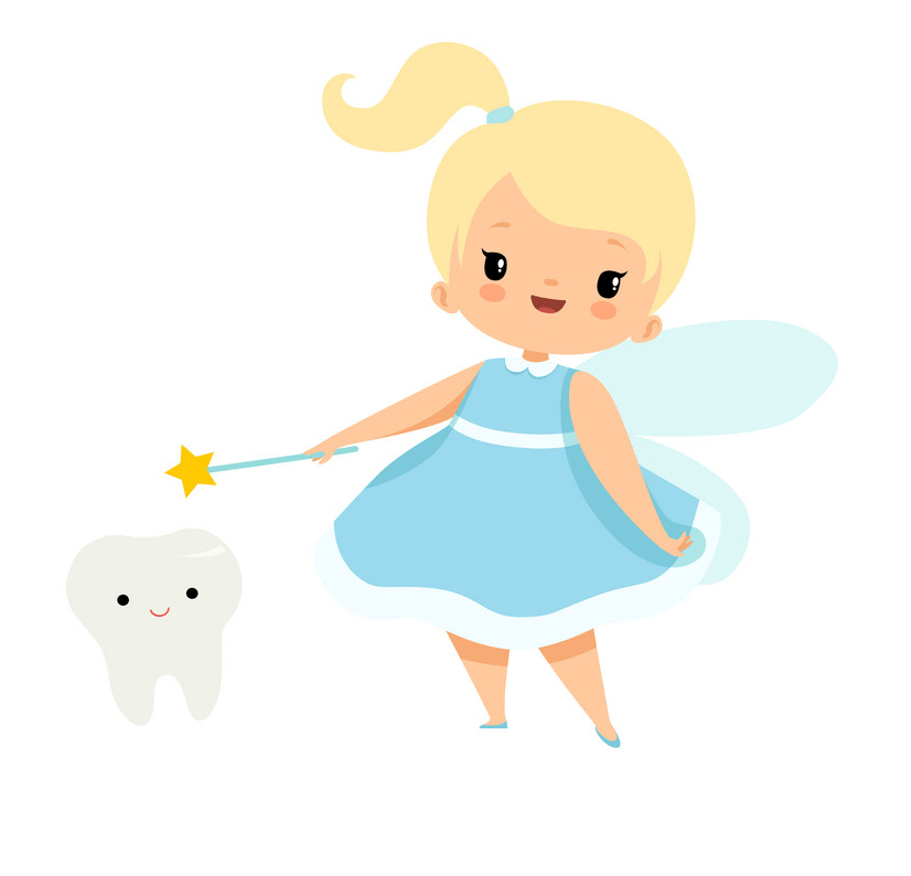 Tooth Fairy clipart images