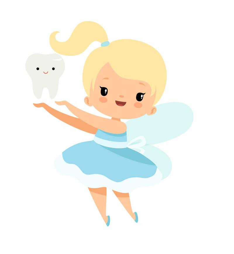 Tooth Fairy clipart png image