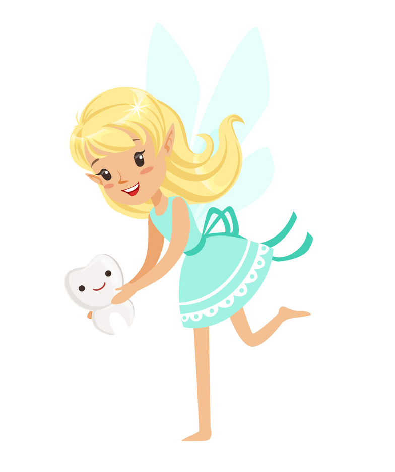 Tooth Fairy clipart png