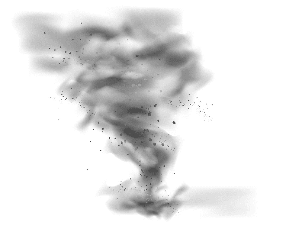 Tornado clipart 1