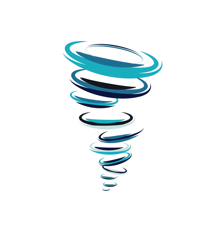 Tornado clipart free image