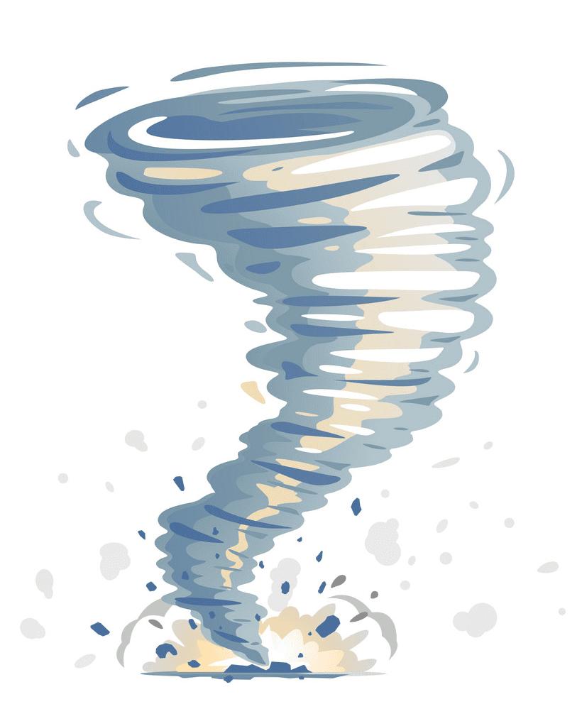 Tornado clipart free