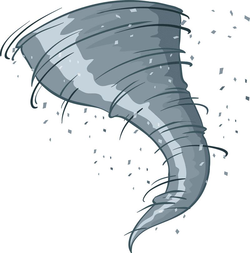 Tornado clipart png