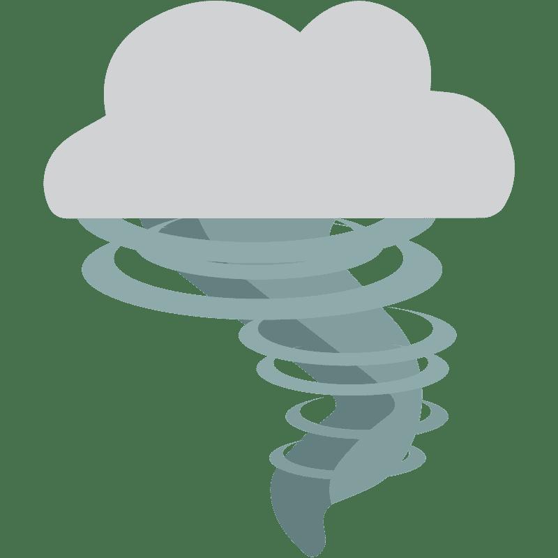 Tornado clipart transparent 11