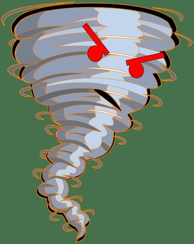 Tornado clipart transparent 18