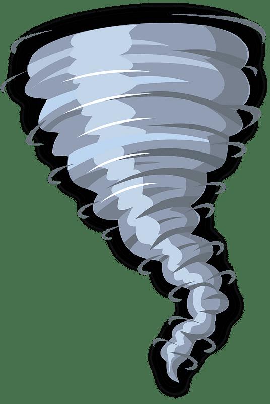 Tornado clipart transparent