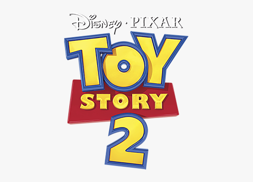 Toy Story 2 Logo clipart
