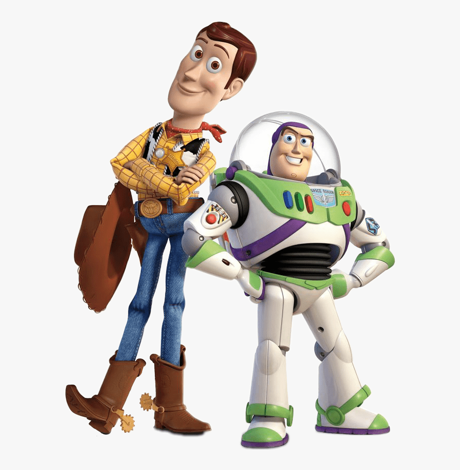 Toy Story Characters clipart free images