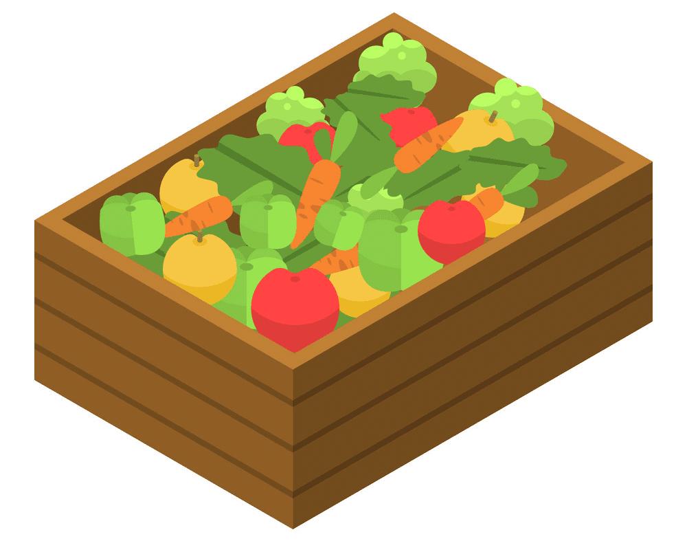 Vegetable Garden clipart images