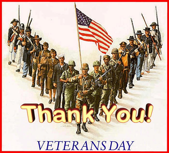Veterans Day clipart free 3
