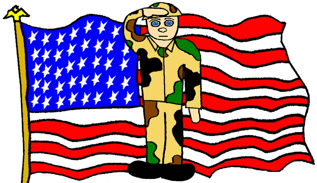 Veterans Day clipart free images