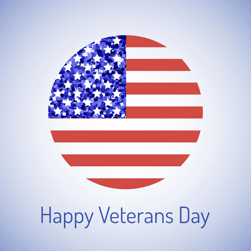 Veterans Day clipart image