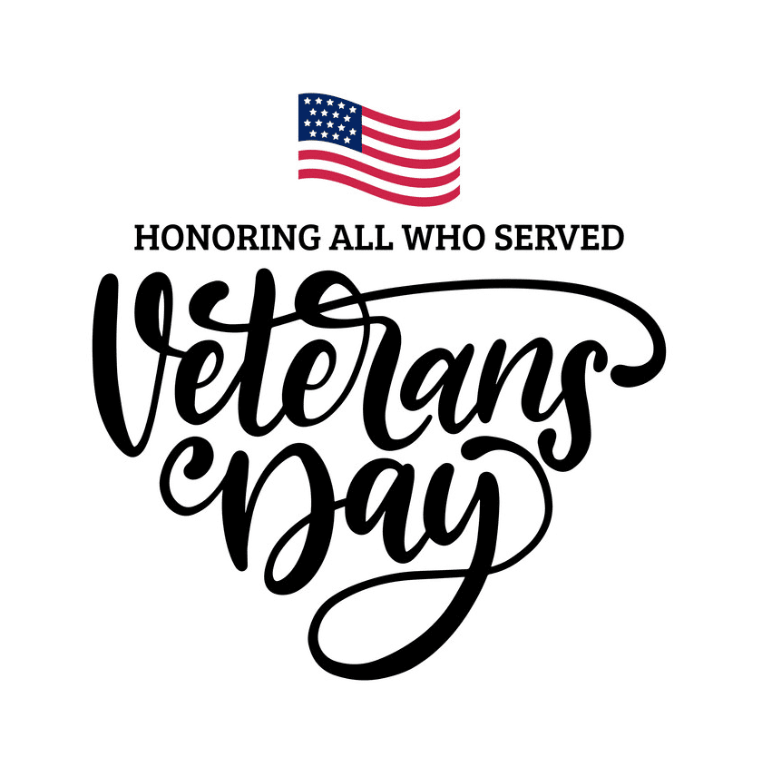 Veterans Day clipart png images